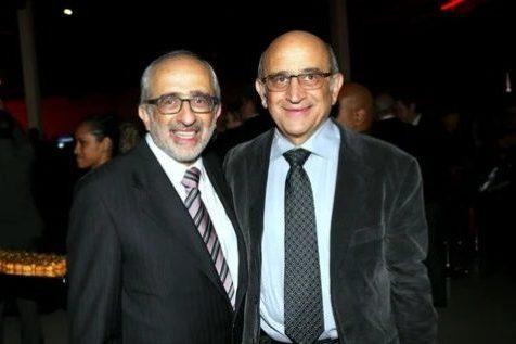 Germán e José Efromovich