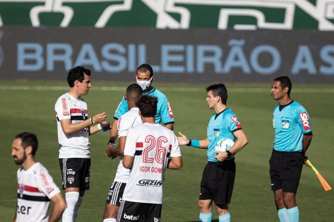 BRASILEIRO A 2020 GOIAS X SAO PAULO