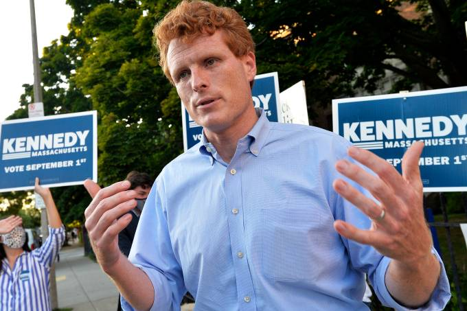 Joe Kennedy, scion of family dynasty, defeated in US Senate bid