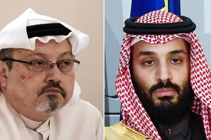 Arábia Saudita Jamal Khashoggi Mohammed bin Salman