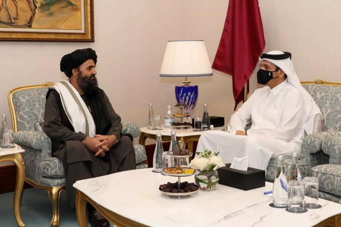 QATAR-US-AFGHANISTAN-CONFLICT-TALKS