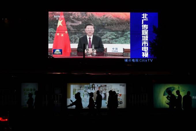 CHINA-POLITICS-UN