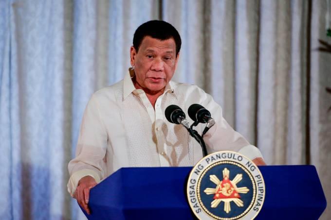 El Congreso filipino aprueba una nueva ley que da poderes especiales a Duterte