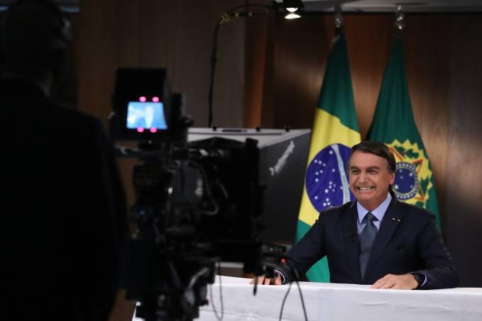 16/09/2020 Gravação de discurso para a 75ª Assembleia Geral d