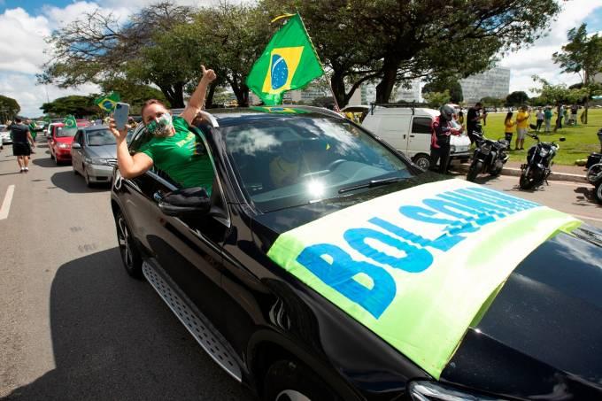 Carreata Bolsonaro