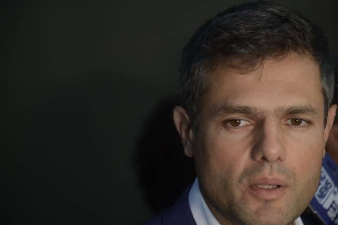 Daniel Rosa, delegado que deixa o caso Marielle. Fernando Frazão:Agência Brasil
