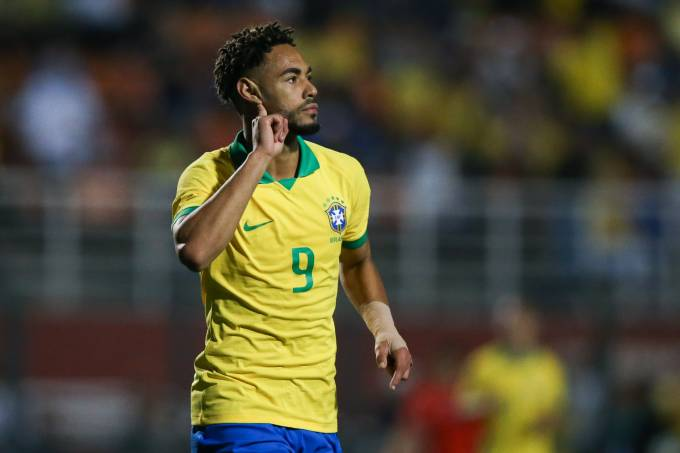 Brazil v Chile – Olympic Soccer Friendly