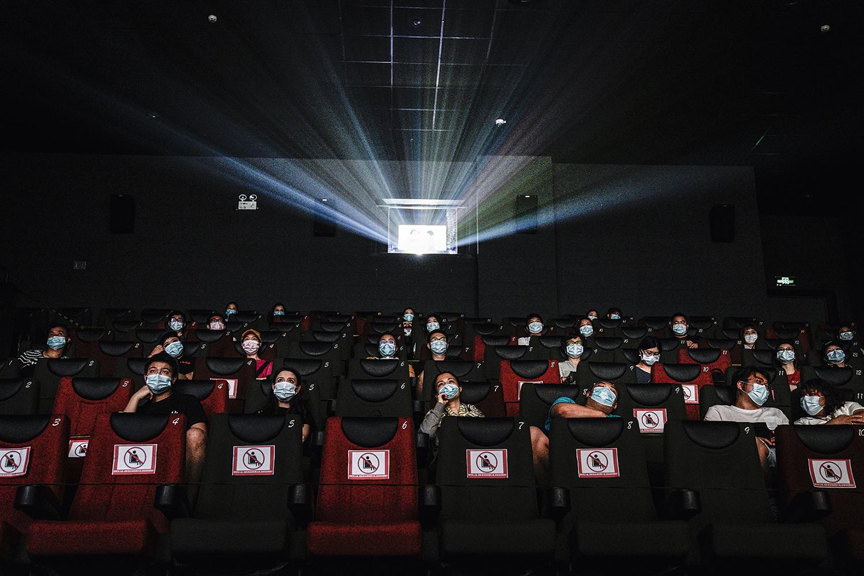 André Sturm: Os cinemas estão prontos para oferecer diversão com segurança    VEJA