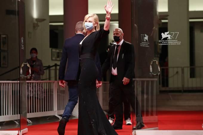 """""""Spy No Tsuma"""" (Wife Of A Spy) Red Carpet – The 77th Venice Film Festival"""