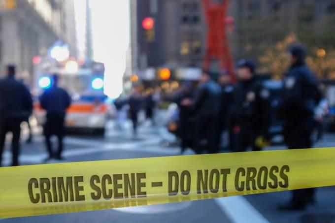 Police Line – Crime Scene
