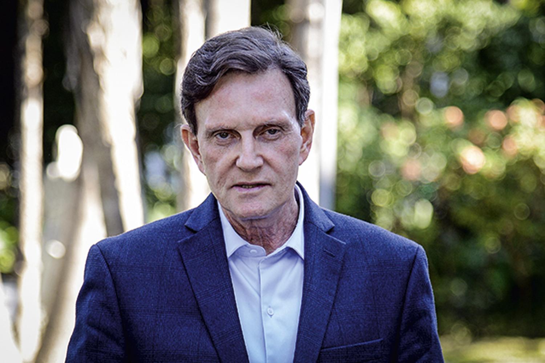 A nove dias do fim do mandato, Crivella é preso suspeito de corrupção | VEJA