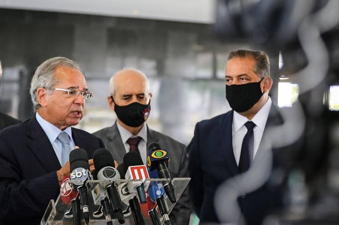 (DF), 23/09/2020 – Reunião / Palácio do Planalto