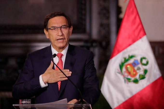 Grave crisis en Perú tras revelación de audios que comprometen al presidente