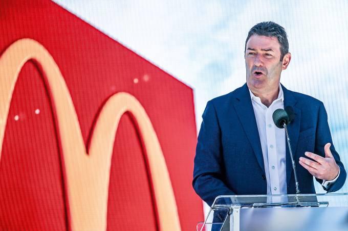McDonald's Corporation new global headquarters