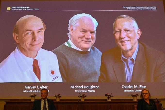 Vencedores Nobel de Medicina