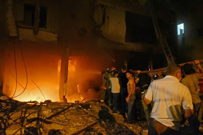 LEBANON-EXPLOSION-FIRE