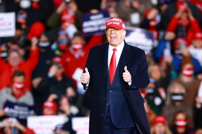 Presidente Donald Trump EUA