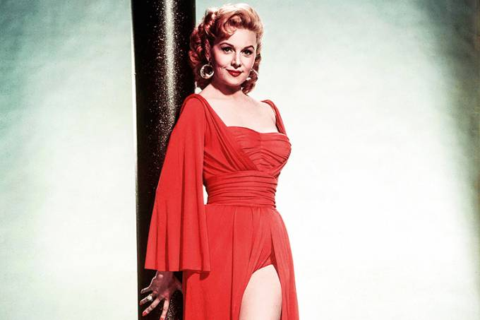 Rhonda Fleming – 1957