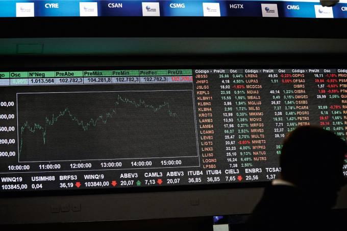 Bolsa de valores paulista