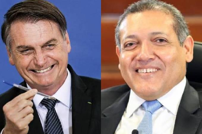 Bolsonaro e Kassio