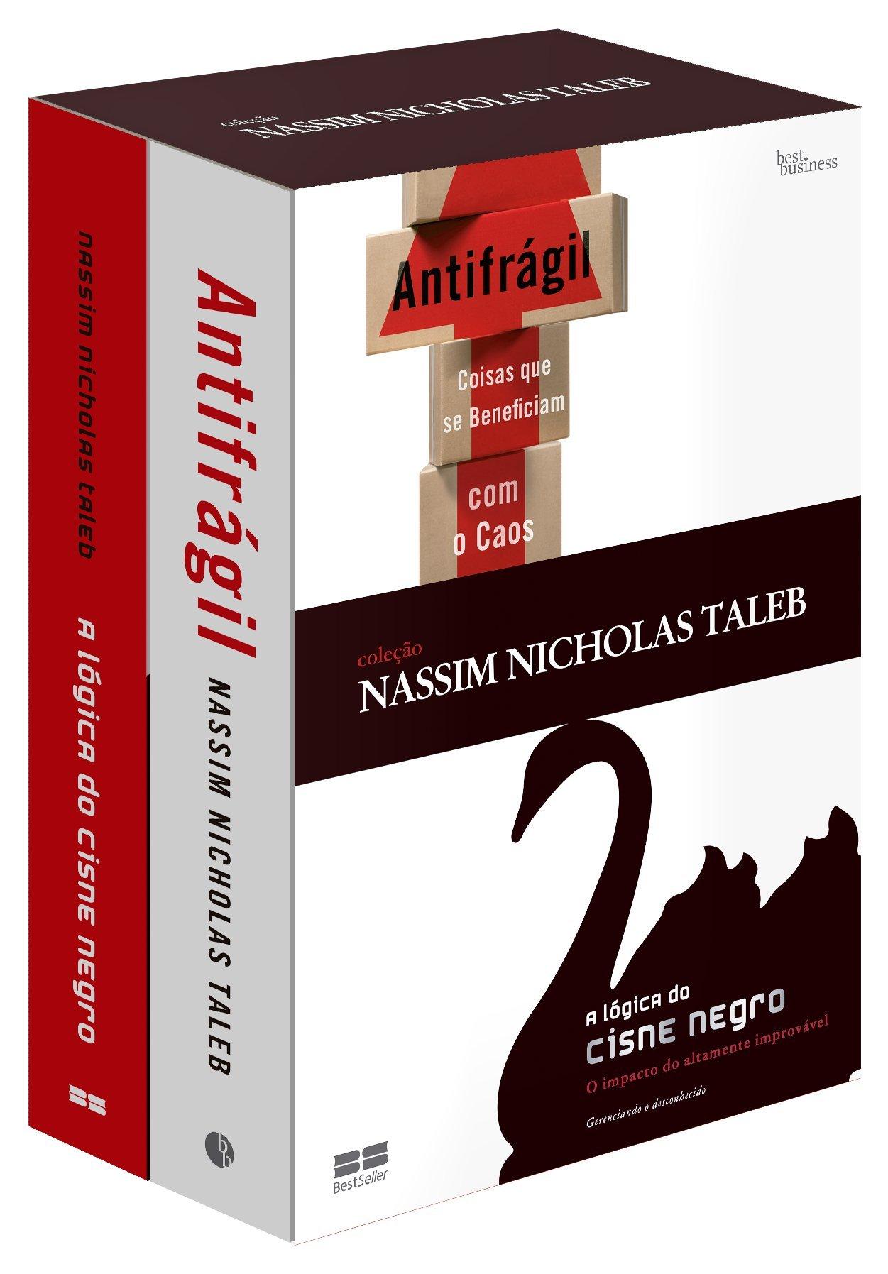 Box Antifrágil e A Lógica do Cisne Negro