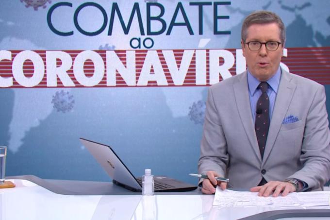 Márcio Gomes é o novo contratado pela CNN