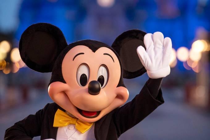 Walt Disney World mickey