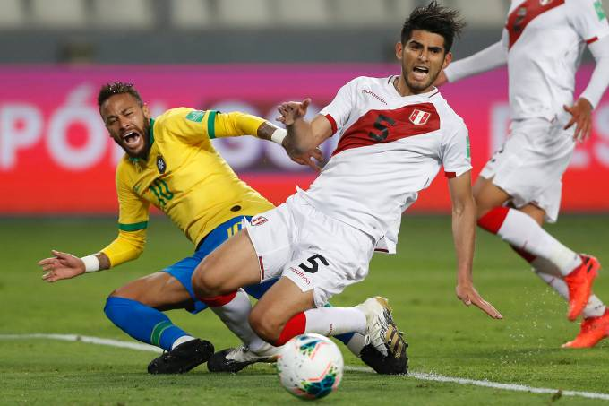 Peru v Brazil – South American Qualifiers for Qatar 2022