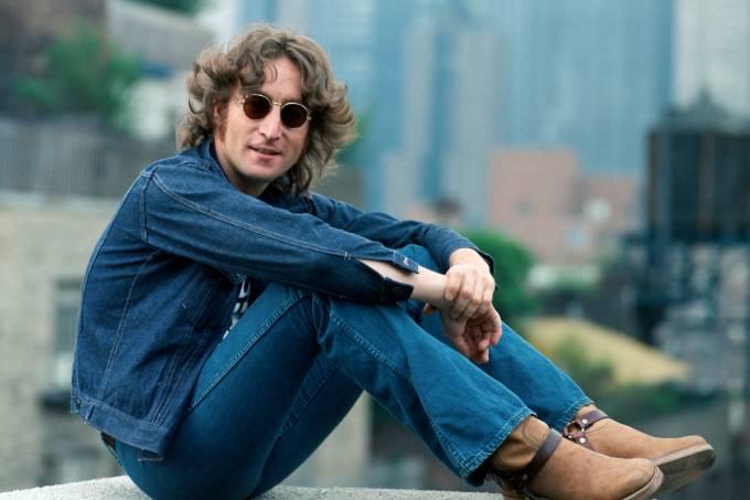 John Lennon em Nova York por Bob Gruen_foto 66_Crédito Bob Gruen