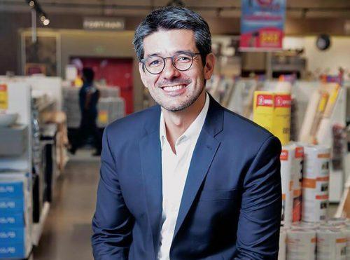 Juliano Ohta_CEO da Telhanorte 2020