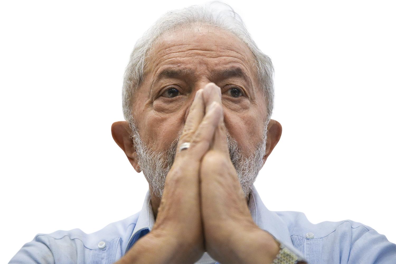 Lula: influência política em xeque