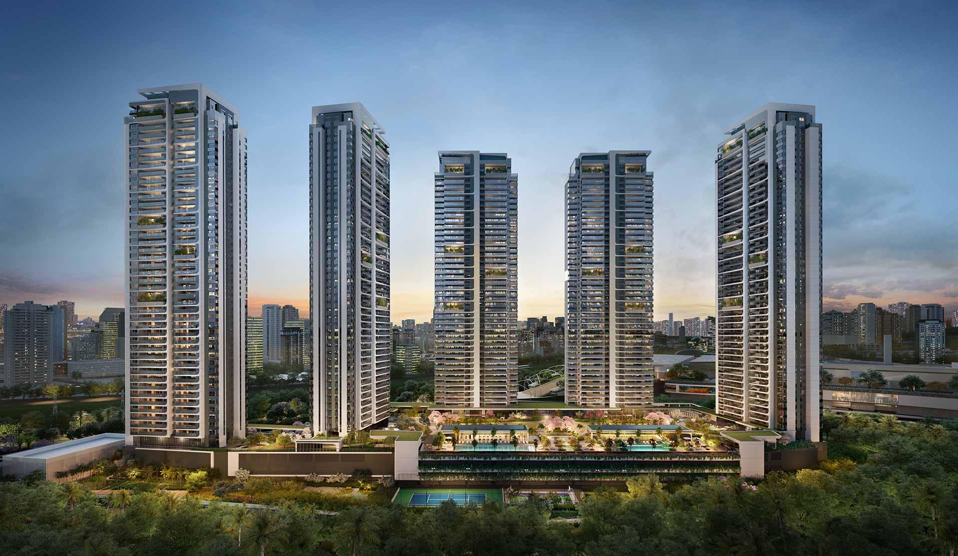 Em um mês, residencial de luxo em SP fatura R$ 500 mi em vendas