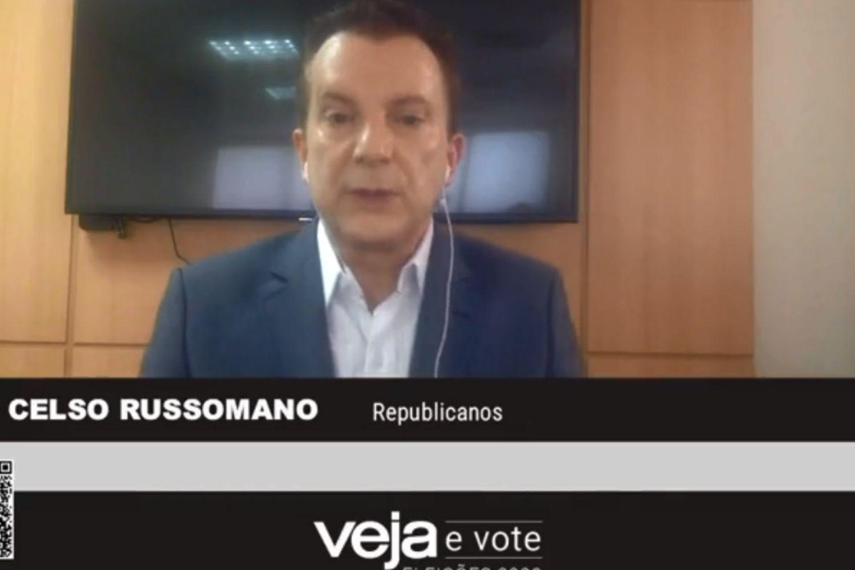 Russomanno diz não ver 'problema' em vacina chinesa, caso Anvisa aprove