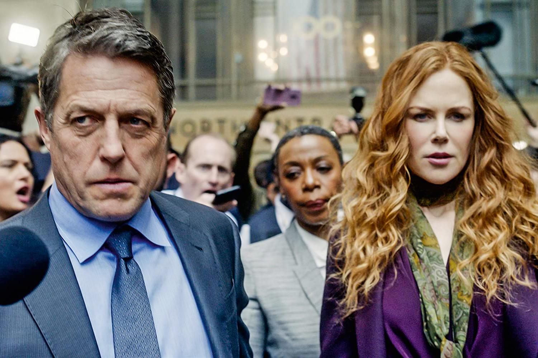 Grant e Nicole, como o casal rico no centro de um escândalo: voyeurismo e sutilezas -