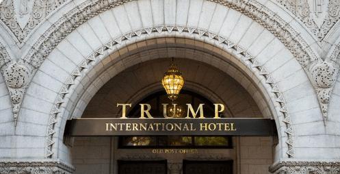 Trump International Hotel, em Washington