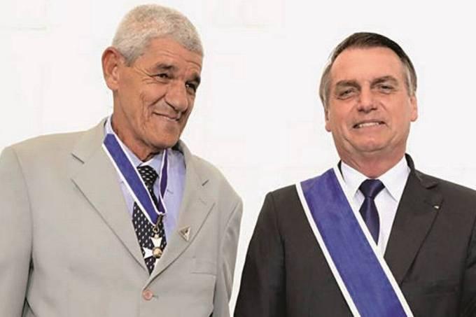 Waldir e Bolsonaro