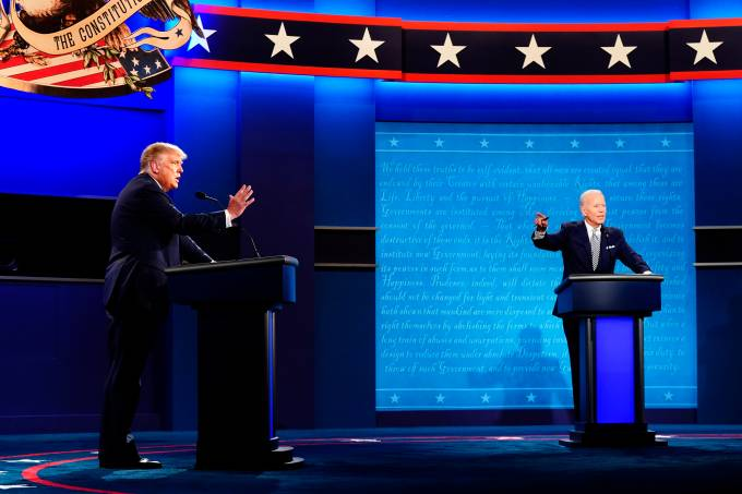 Commission on Presidential Debates announces need for additional structure at remaining debates