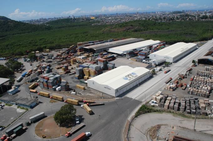 Hiper Export Terminais Retroportuários