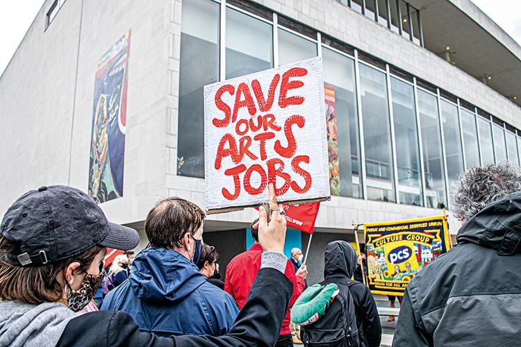 2020- Protesto: no Reino Unido, uma das medidas é a semana de quatro dias -