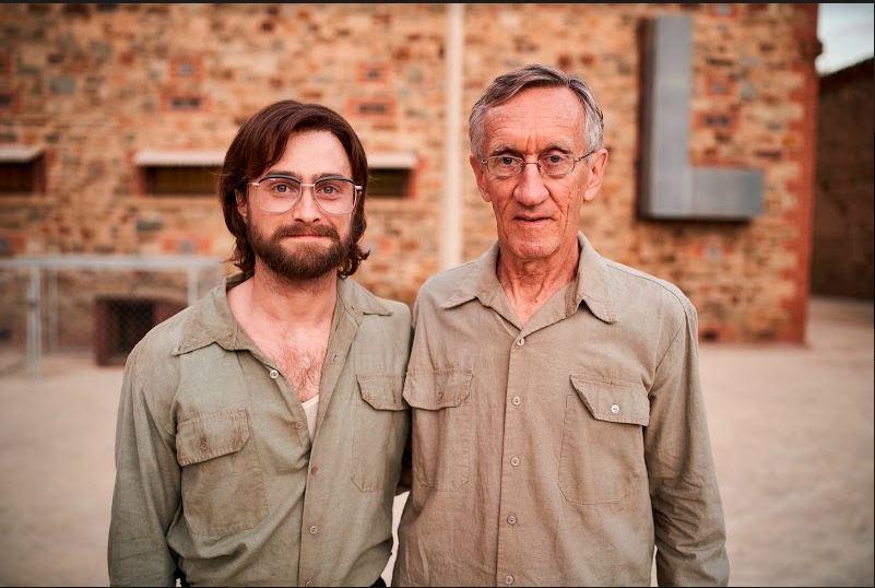 Daniel Radcliffe interpreta ativista anti-apartheid em 'Fuga de Pretória'
