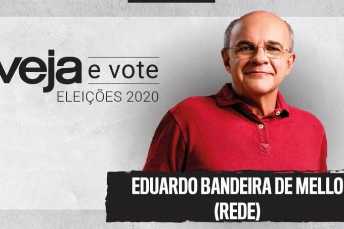 VEJA entrevista Eduardo Bandeira de Mello, candidato a prefeito no Rio