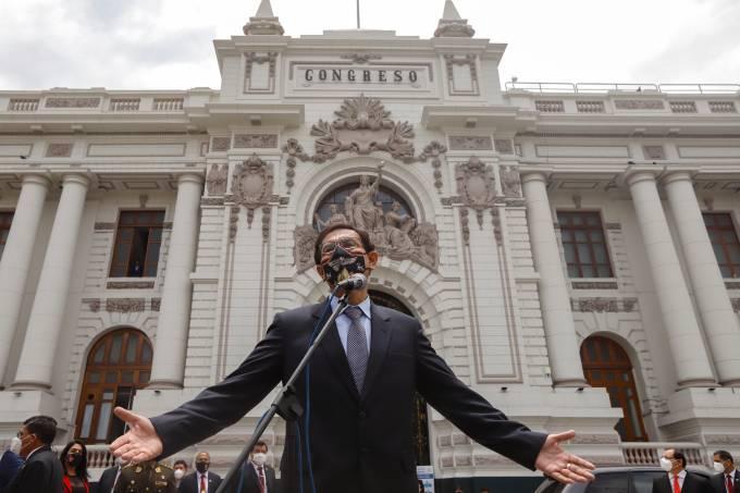 PERU-POLITICS-CRISIS-VIZCARRA-IMPEACHMENT