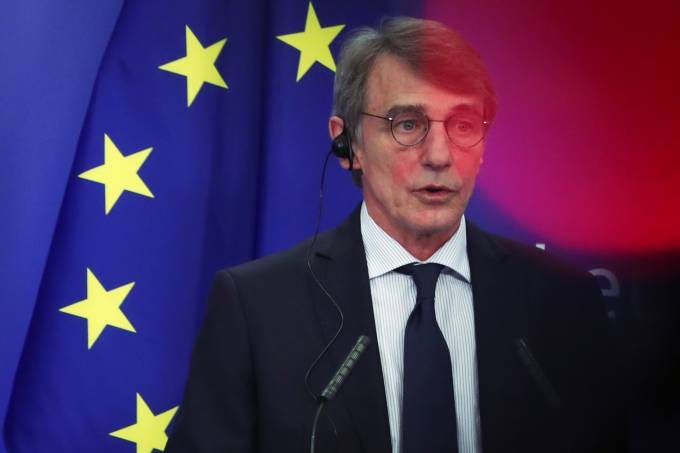 BELGIUM-EU-PARLIAMENT-SESSION