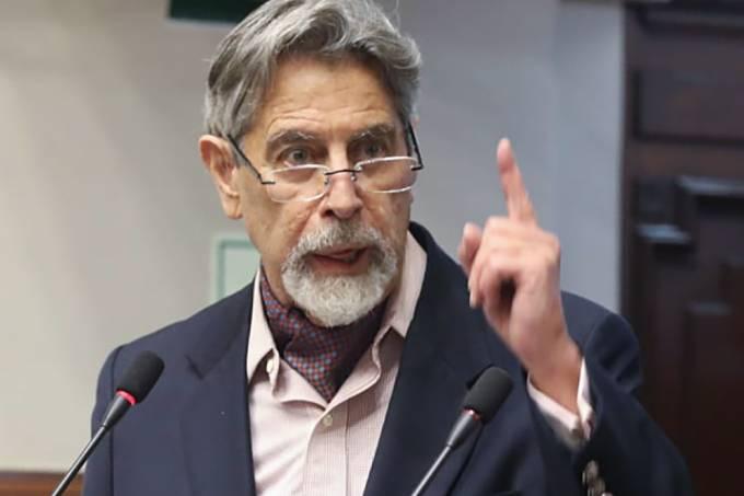 PERU-POLITICS-CONGRESS-CRISIS-SAGASTI