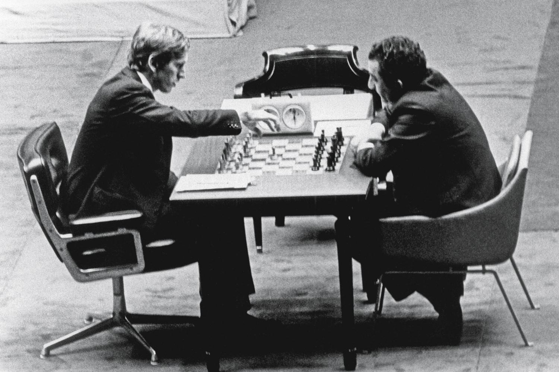 GÊNIO -Bobby Fischer versus Petrosian em 1969: o tabuleiro volta a ser pop -