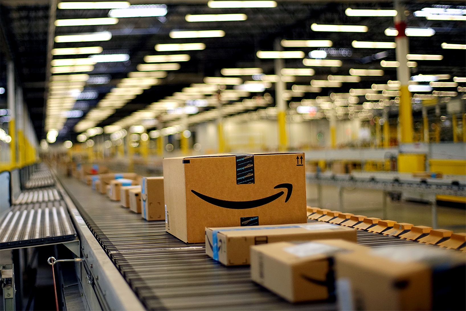 Europeus acusam Amazon de usar dados privados e prejudicar concorrentes
