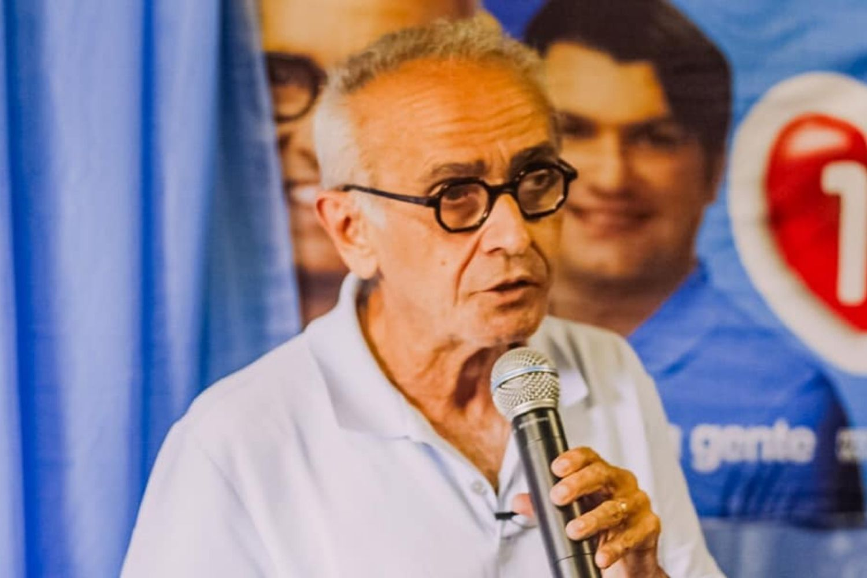 O prefeito eleito de João Pessoa, Cícero Lucena (PP)