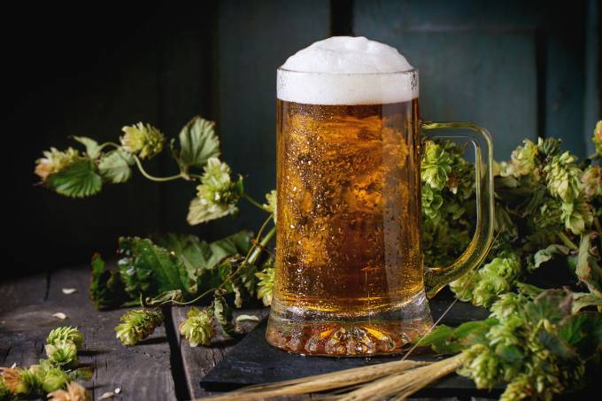 Cerveja Lúpulo