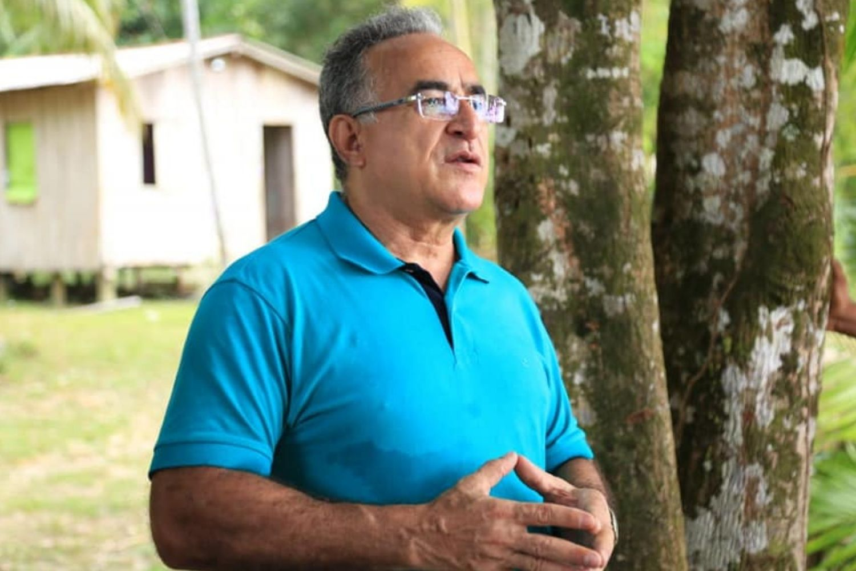 O prefeito eleito de Belém, Edmilson Rodrigues (PSOL)