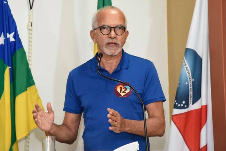 O prefeito eleito de Aracaju, Edvaldo Nogueira (PDT)